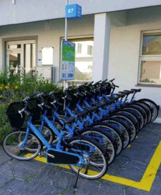 Bike Sharing, il successo visto da Cugnasco-Gerra