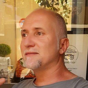 Claudio Giacometti Responsabile Gruppo Operativo e Imprese