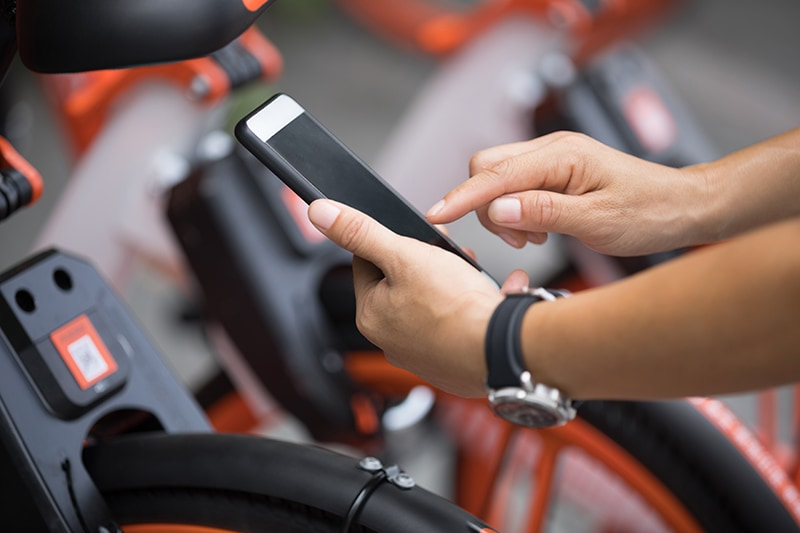 Cosa significa gestire il servizio di Bike sharing?